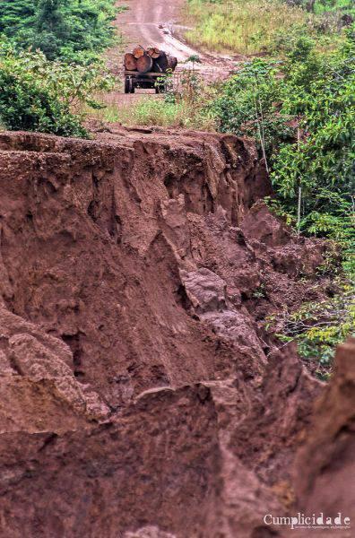 Transamazonika - najgorsza droga w Brazylii 39