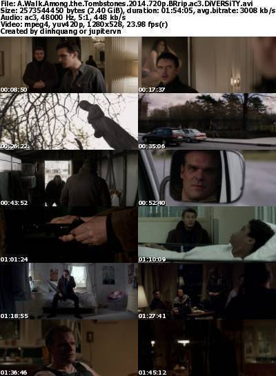 A Walk Among the Tombstones (2014) 720p BRRip AC3-DiVERSiTY