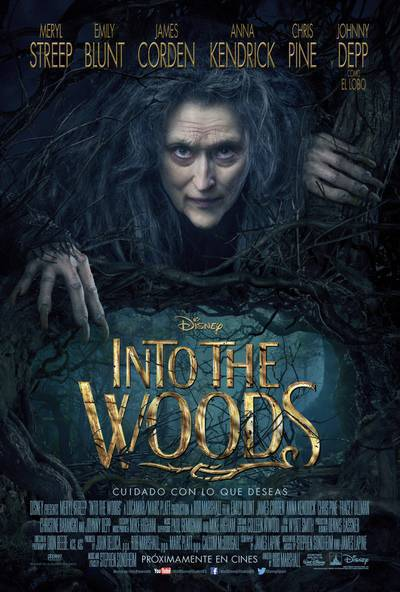 Into the Woods (2014) DVDSCR X264 AC3-TiTAN