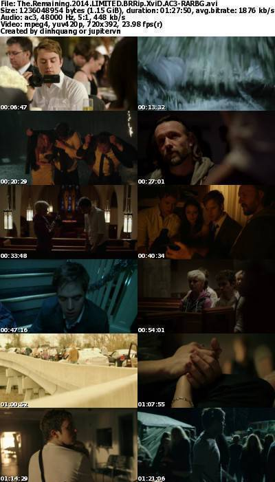 The Remaining (2014) LIMITED BRRip XviD AC3-RARBG