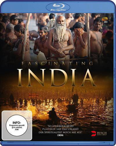 Fascinating India (2014) 720p BRRip x264 AAC-DiVERSiTY