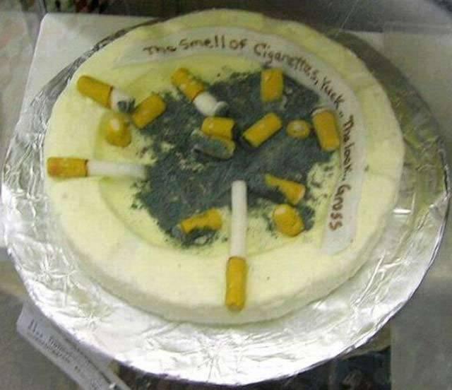 Najobrzydliwiej wyglądające torty 5