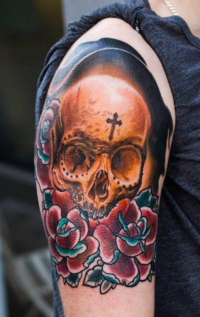 Świetne tatuaże #8 16