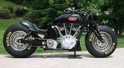 Gunbus - największy motocykl świata 14