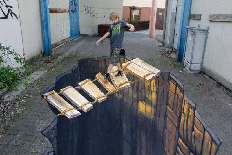 3D street art #4 17