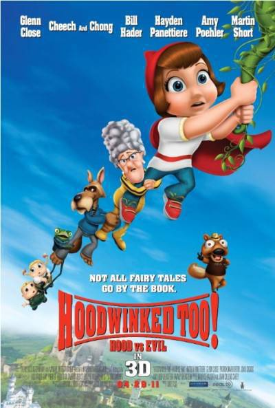 Hoodwinked Too! Hood vs Evil (2011) 720p BRRip 800MB - MkvC