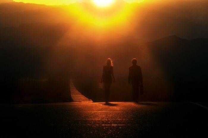 W świetle zachodzącego słońca 9