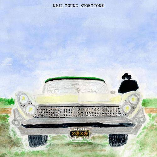 Neil Young - Storytone (Deluxe Version) (2014)