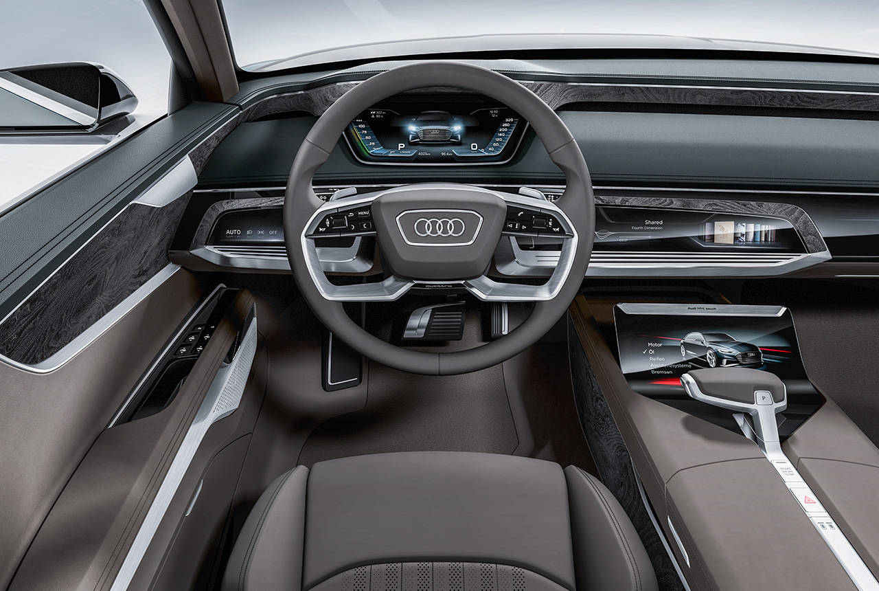 audi a6 nueva generaci n lista en 2017 audi a6. Black Bedroom Furniture Sets. Home Design Ideas