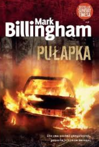 Mark Billingham - Pułapka