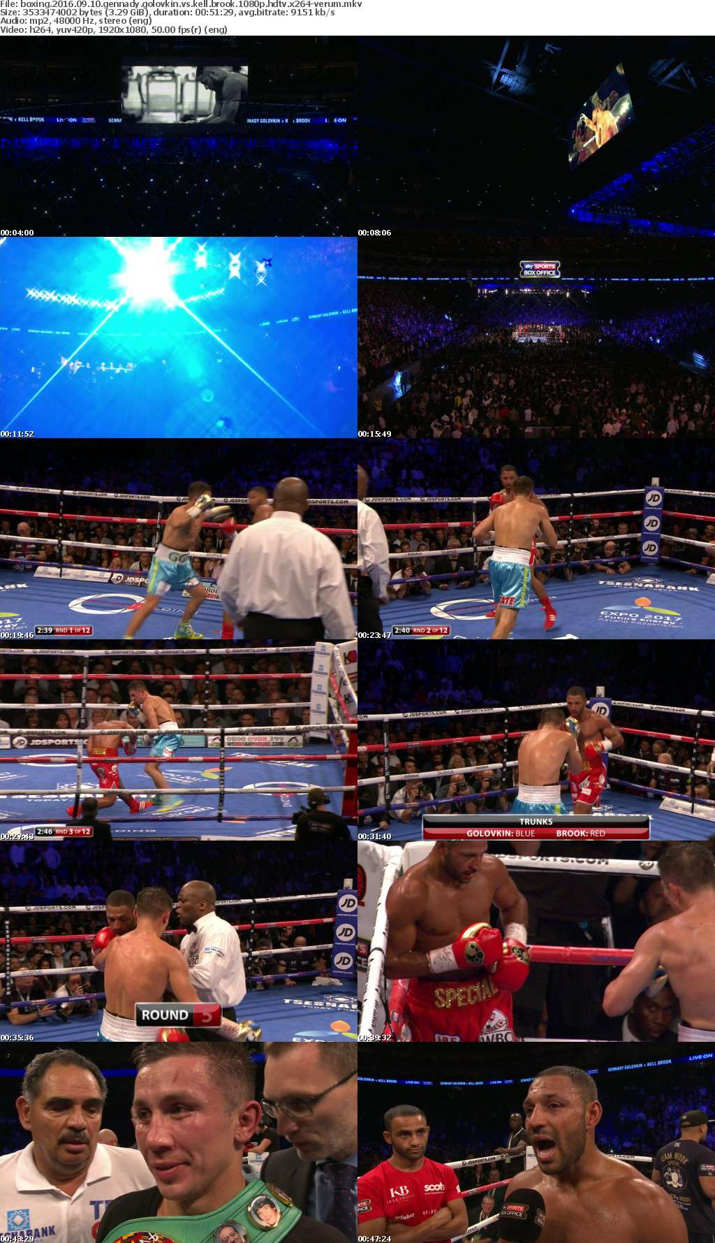 Boxing 2016 09 10 Gennady Golovkin vs Kell Brook 1080p HDTV x264-VERUM