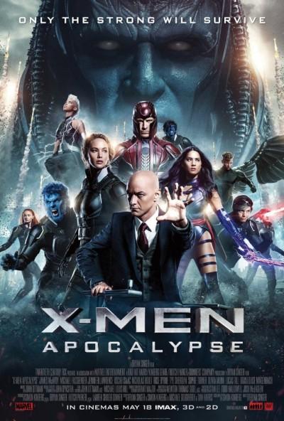 X-Men Apocalypse 2016 BRRip x264 1080p-NPW