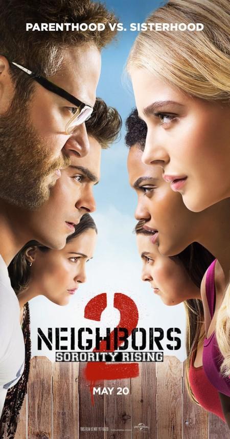 Neighbors 2 - Sorority Rising 2016 BD-Rip 1080p x265 DTS-HD ac3 6ch aac 2ch -Dtech
