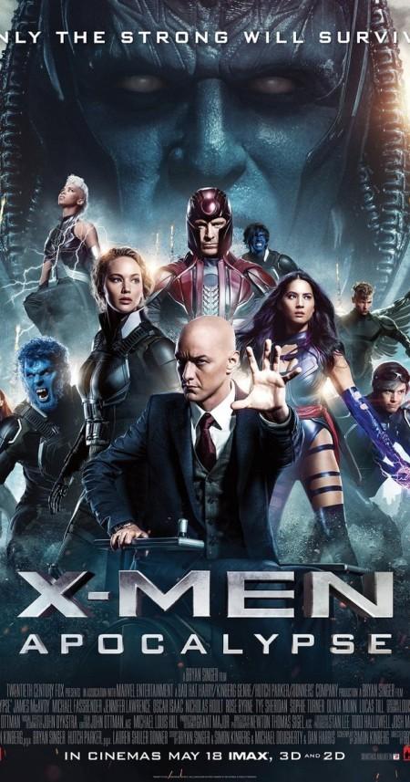 X-Men Apocalypse 2016 BluRay 1080p DTS-HD MA 7 1 x264 dxva-FraMeSToR