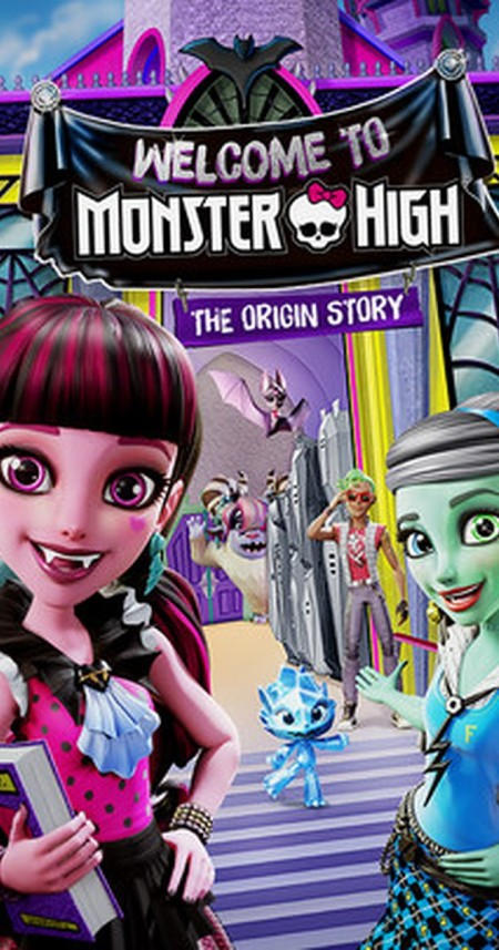 Monster High Welcome to Monster High 2016 FRENCH 720p BluRay x264-VENUE