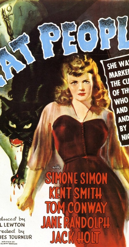 Cat People 1942 RESTORED 720p BluRay X264-AMIABLE