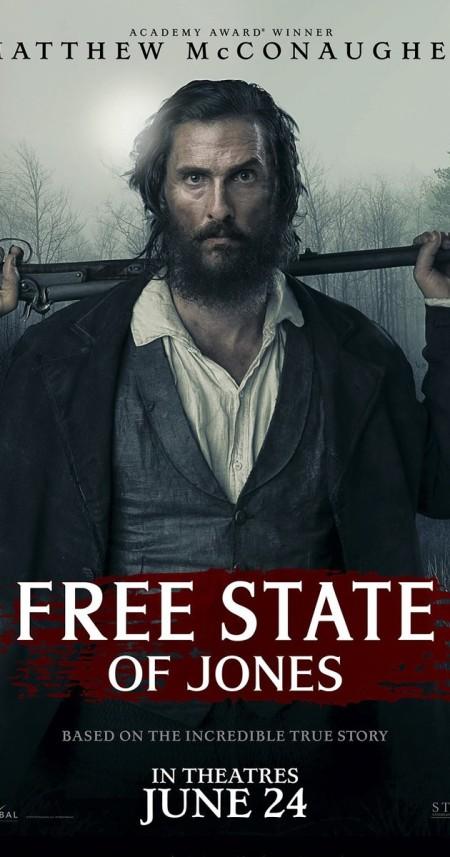 Free State of Jones 2016 FRENCH BDRip x264-PRiDEHD