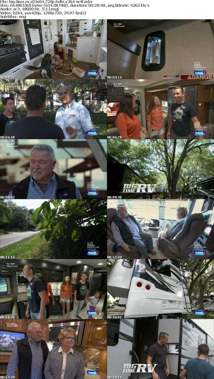 Big Time RV S03E04 720p HDTV x264-W4F