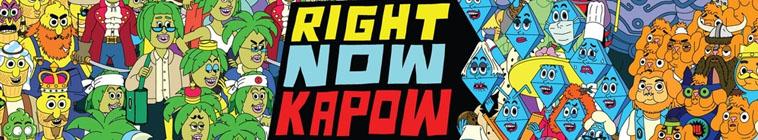 Right Now Kapow S01E02 720p HDTV x264-W4F