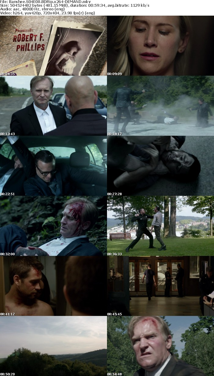 Banshee S04E08 BDRip x264-DEMAND