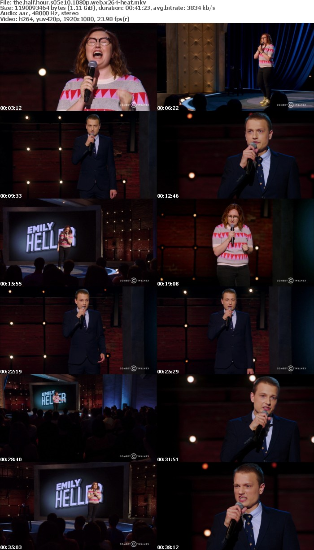 The Half Hour S05E10 1080p WEB x264-HEAT