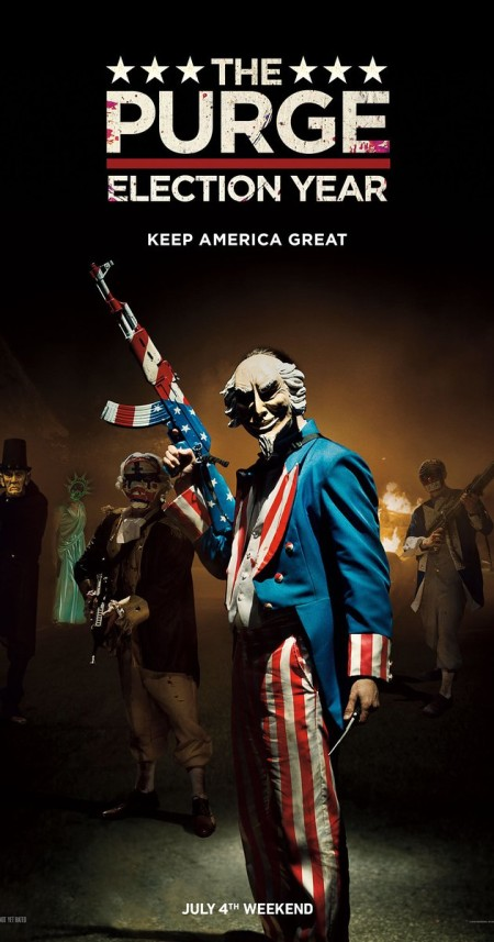 The Purge Election Year 2016 1080p Blu-ray Remux AVC DTS-HD MA 5 1 - KRaLiMaRKo