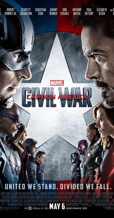 Captain America Civil War 2016 PLDUB DUAL 720p BluRay x264-FLAME