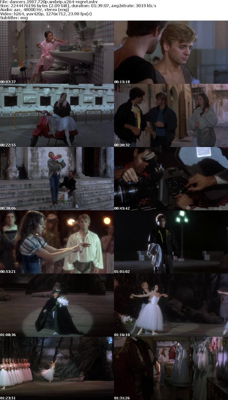 Dancers 1987 720p WEBRip x264-REGRET