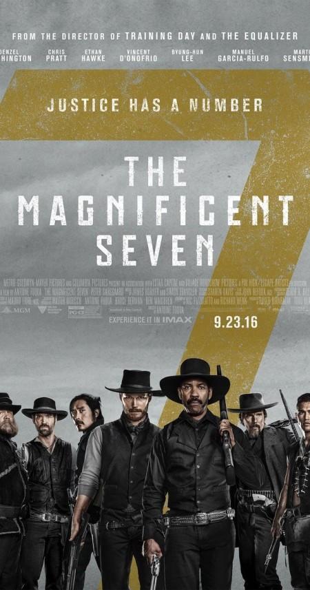 The Magnificent Seven 2016 HDCAM AC3 2 0 x264-BDP