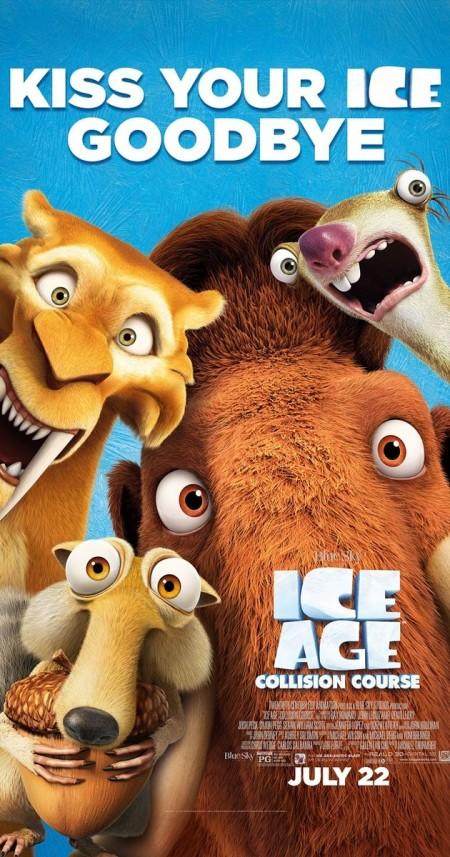 Ice Age Collision Course 2016 720p BluRay x264-DRONES