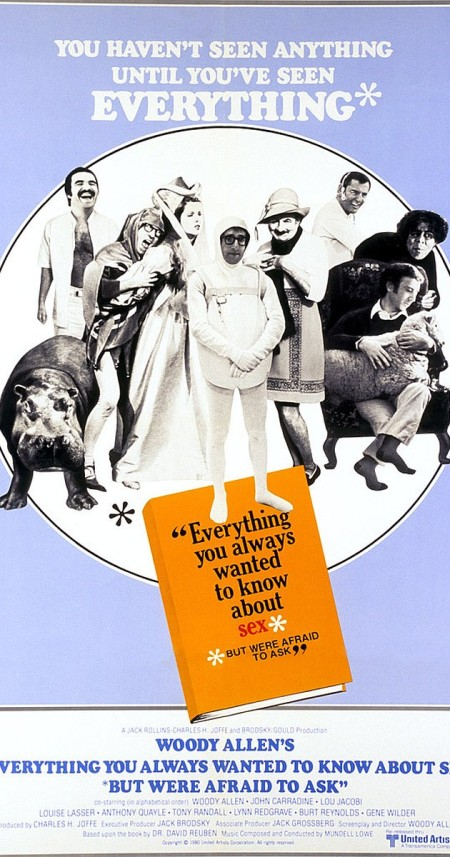 Everything You Always Wanted to Know About Sex But Were Afraid to Ask 1972 720p BluRay x264 x0r