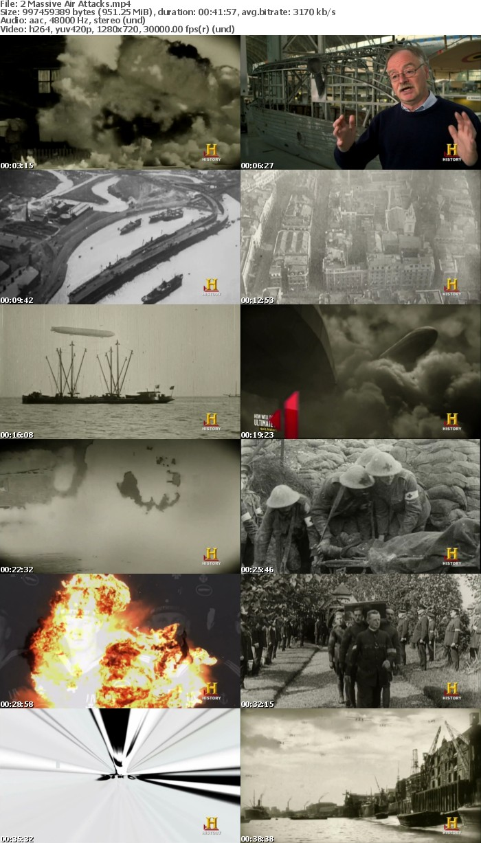 WWI The First Modern War 720p
