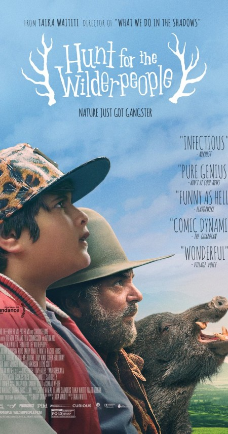 Hunt for the Wilderpeople 2016 720p BluRay DTS x264-iFT