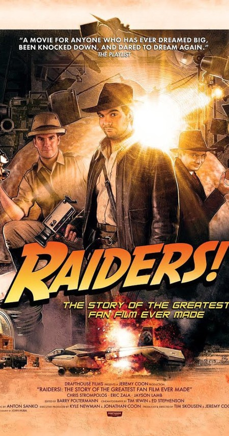 Raiders The Story of the Greatest Fan Film Ever Made 2015 720p BluRay x264-EiDER