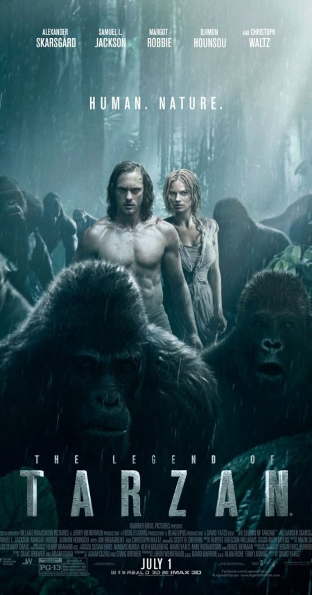 The Legend of Tarzan 2016 720p BRRip x26 AC3-DiVERSiTY