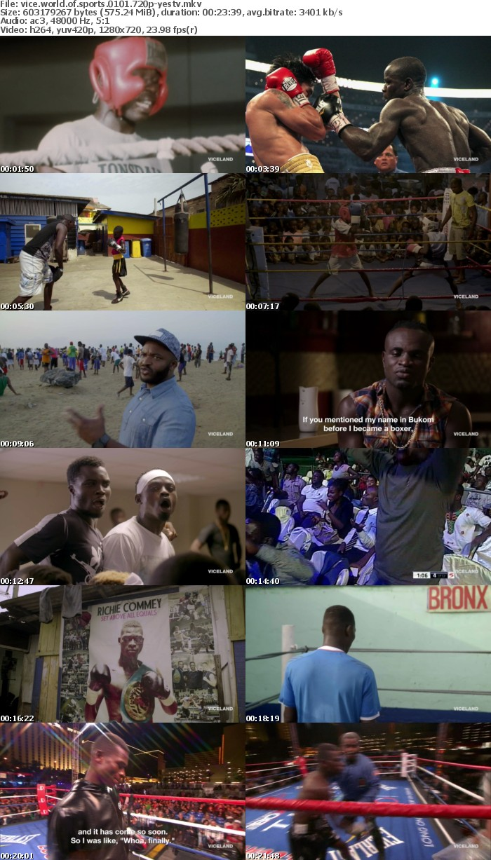 VICE World Of Sports S01E01 720p HDTV x264-YesTV