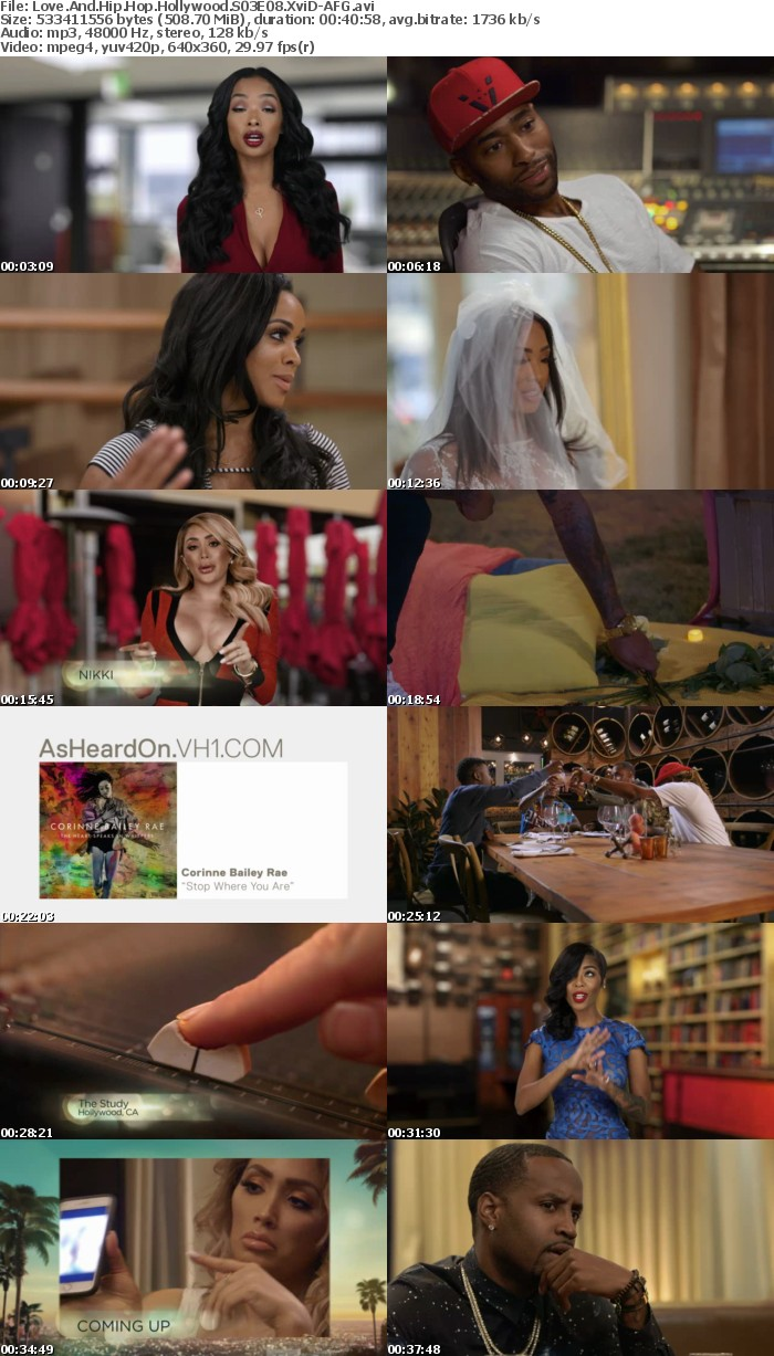 Love And Hip Hop Hollywood S03E08 XviD-AFG