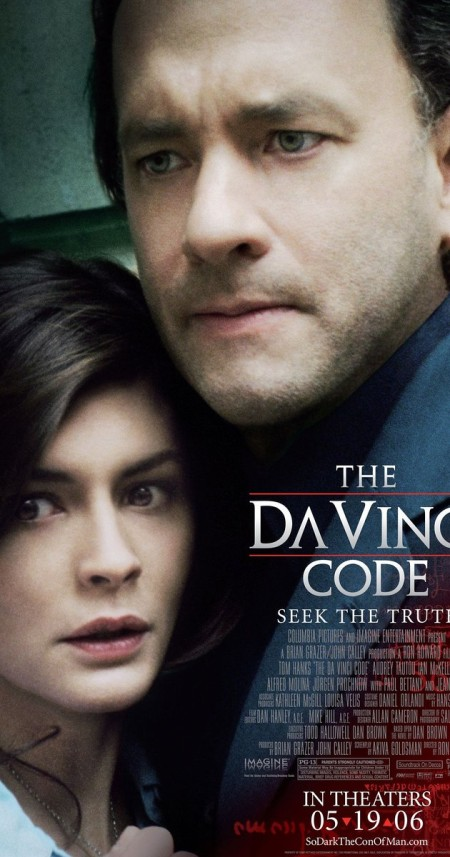 The Da Vinci Code 2006 REMASTERED 720p BluRay x264-FilmHD