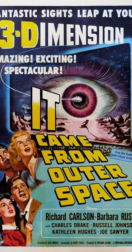 It Came From Outer Space 1953 720p BluRay x264 x0r