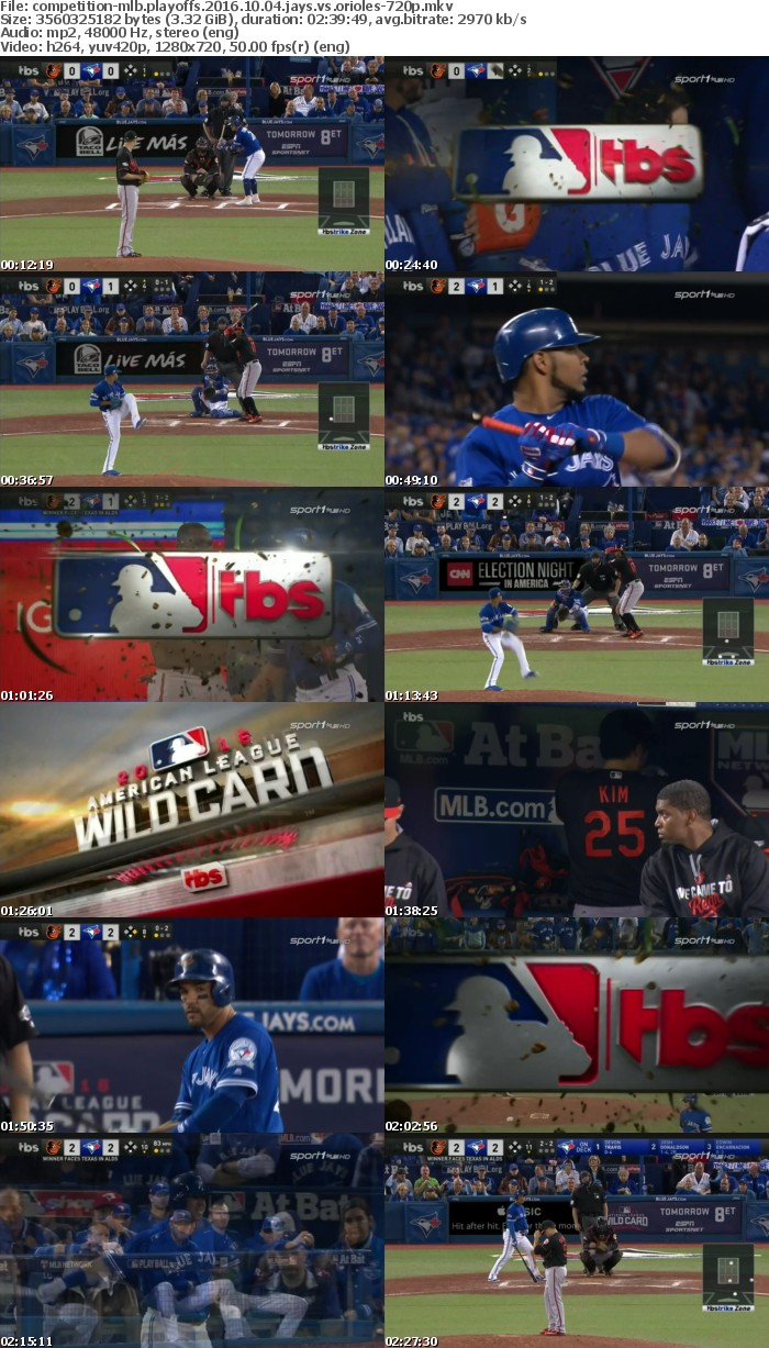MLB Playoffs 2016 10 04 Jays vs Orioles 720p HDTV x264-COMPETiTiON