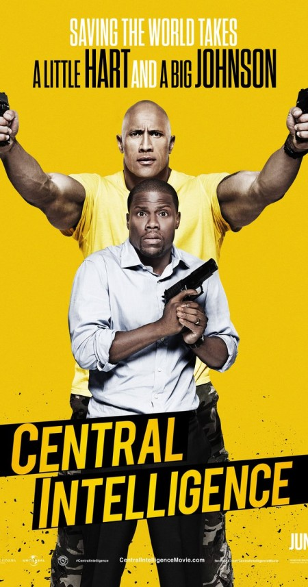 Central Intelligence (2016) [Theatrical Cut] Blu-ray CEE 1080p AVC DTS 5 1