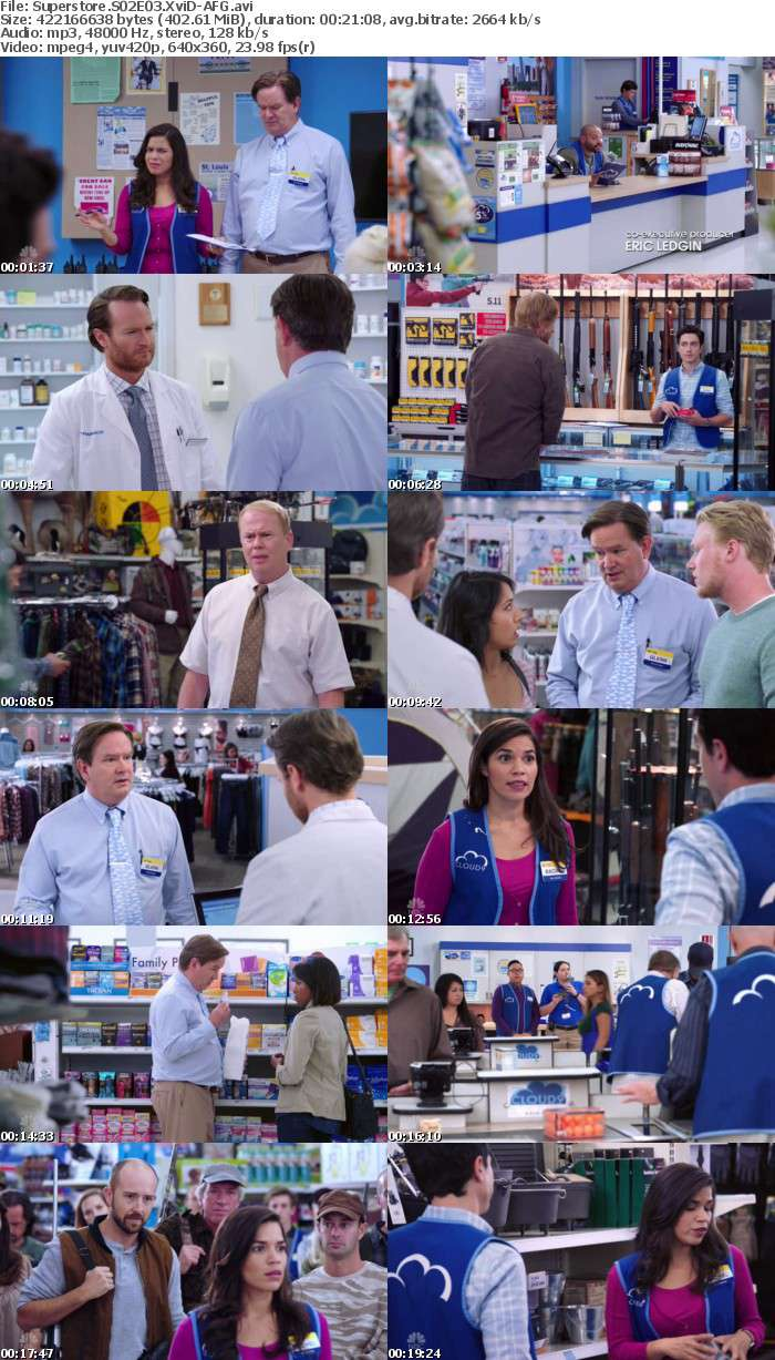 Superstore S02E03 XviD-AFG