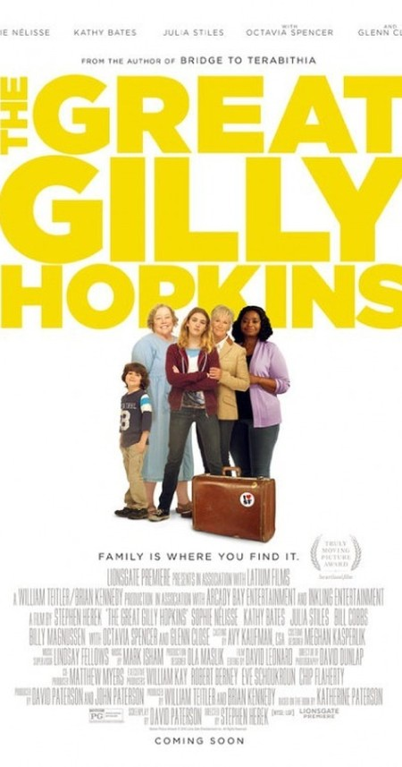 The Great Gilly Hopkins 2016 HDRip XviD AC3-EVO