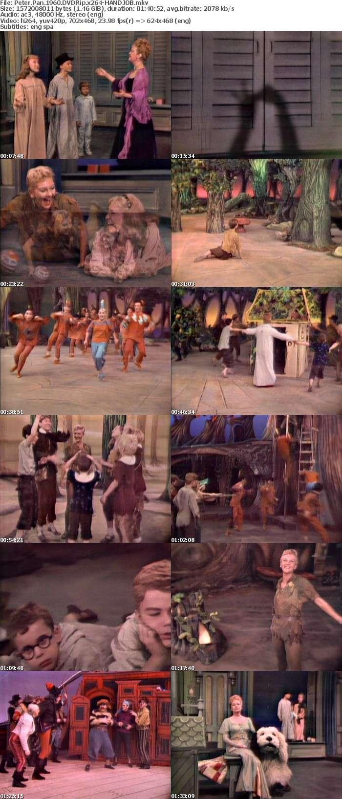 Peter Pan 1960 DVDRip x264-HANDJOB