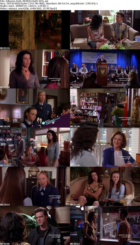 Gilmore Girls S03E02 XviD-AFG