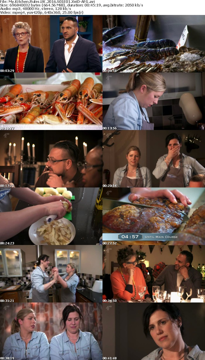 My Kitchen Rules UK 2016 S01E01 XviD-AFG