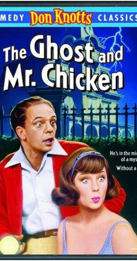The Ghost and Mr Chicken 1966 720p BluRay x264 x0r