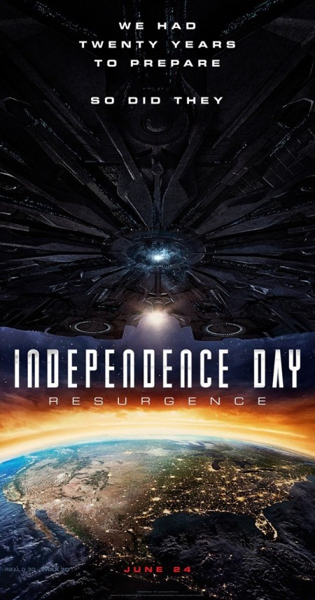 Independence Day Resurgence 2016 BluRay 1080p DD5 1 x265-D3FiL3R