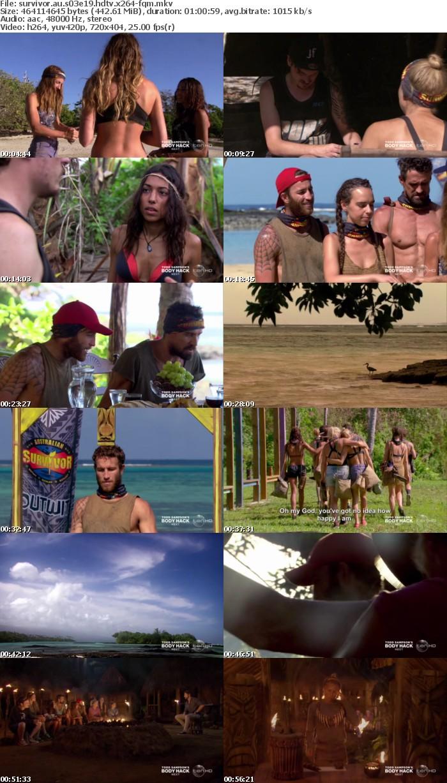 Survivor AU S03E19 HDTV x264-FQM