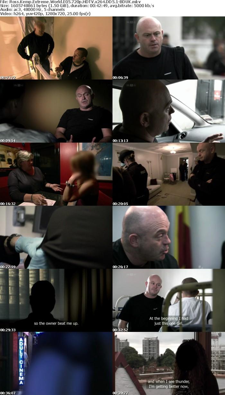 Ross Kemp Extreme World S01 S02 S03 720p HDTV x264-MiXED